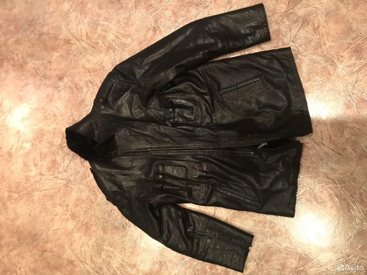 Куртка кожаная  89131618999 купить 5