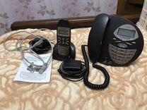 Телефон/радиотелефон с автоответчиком,стационарный