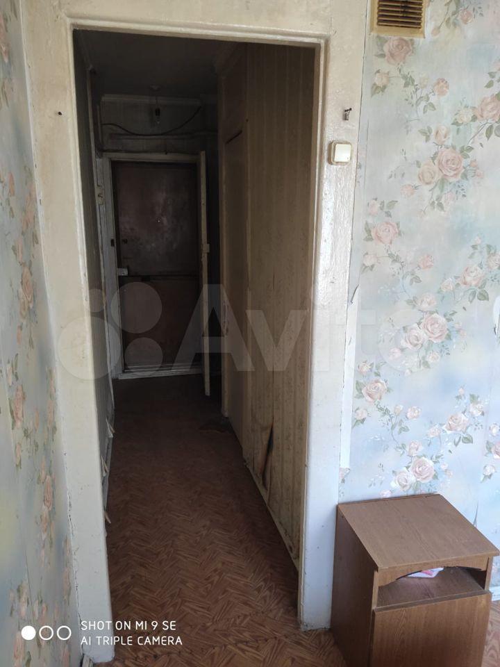1-к квартира, 28.4 м², 1/5 эт.  89659545123 купить 5