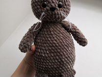 Кот Басик вязаный крючком — Товары для детей и игрушки в Нижнем Новгороде