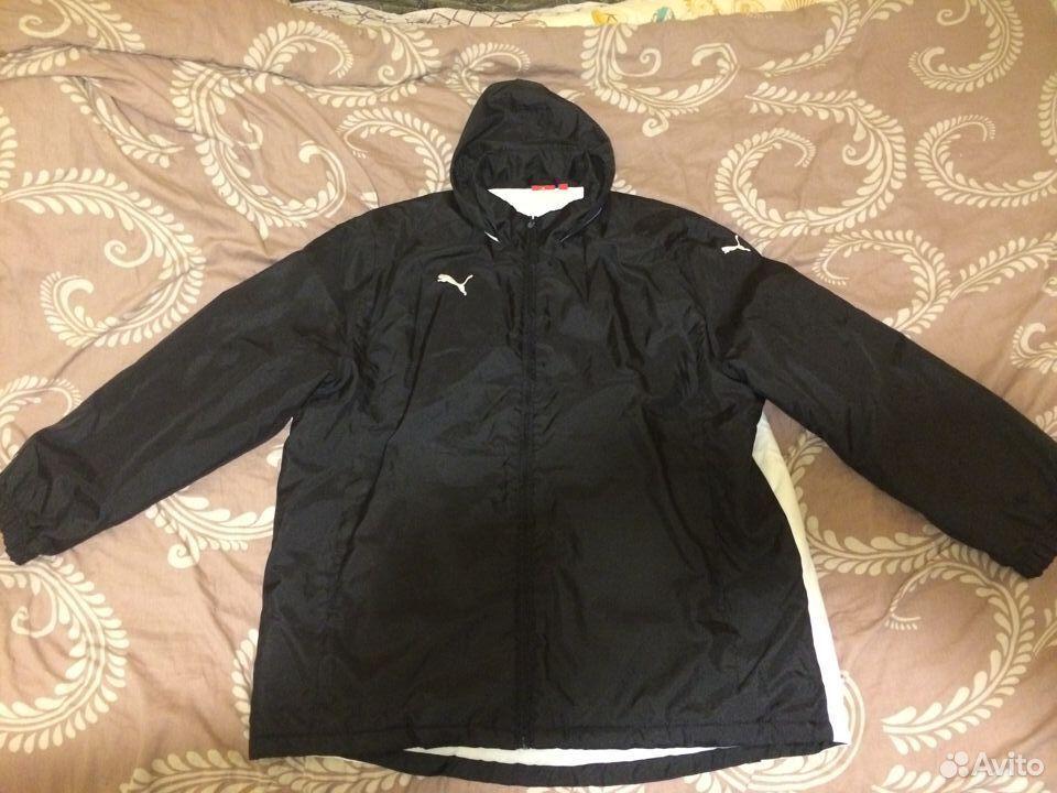 Куртка-ветровка puma размер 56-58  89231616903 купить 1