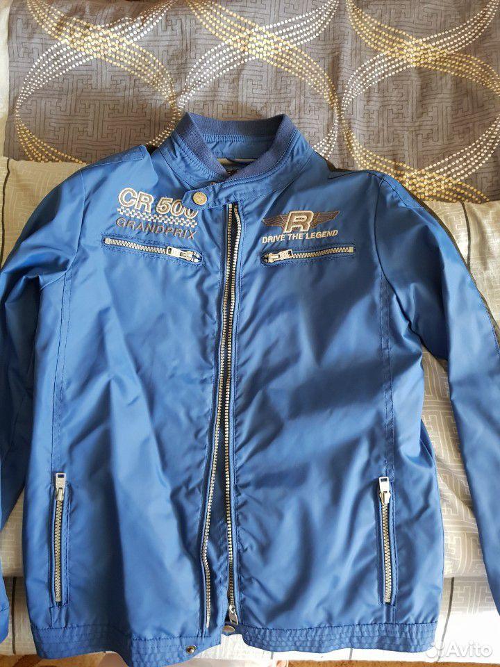 Куртка ветровка 152-158