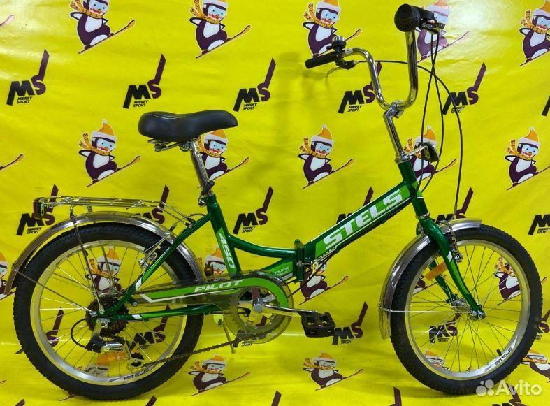 Велосипед Stels pilot 450  89233159000 купить 1