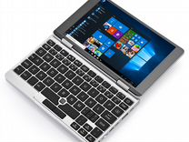 One netbook One Mix Yoga, карманный ноутбук, новый