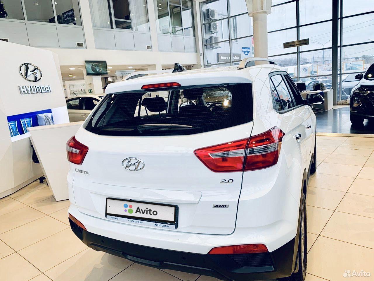 Hyundai Creta, 2020  89133308137 купить 2
