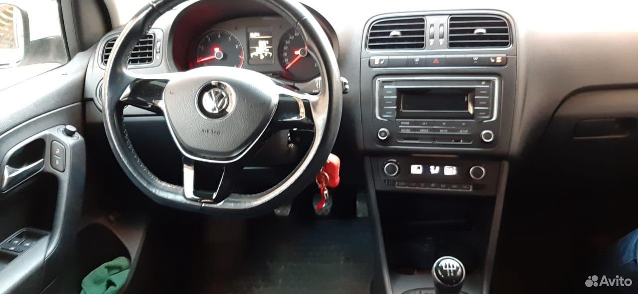 Volkswagen Polo, 2017  89682881298 купить 3