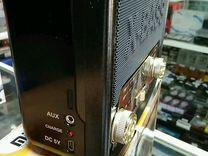 Радиоприемник Meier M-U126 коричневый