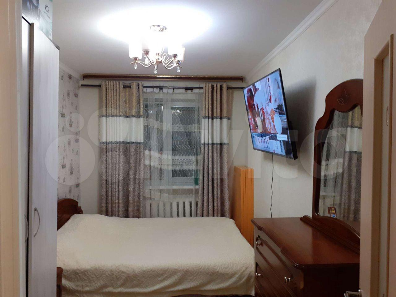 4-к квартира, 62 м², 2/5 эт.  89196406254 купить 2
