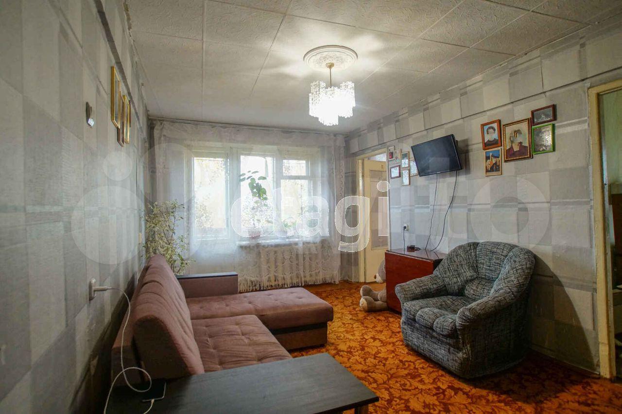 3-к квартира, 49.3 м², 5/5 эт.  89131905966 купить 1