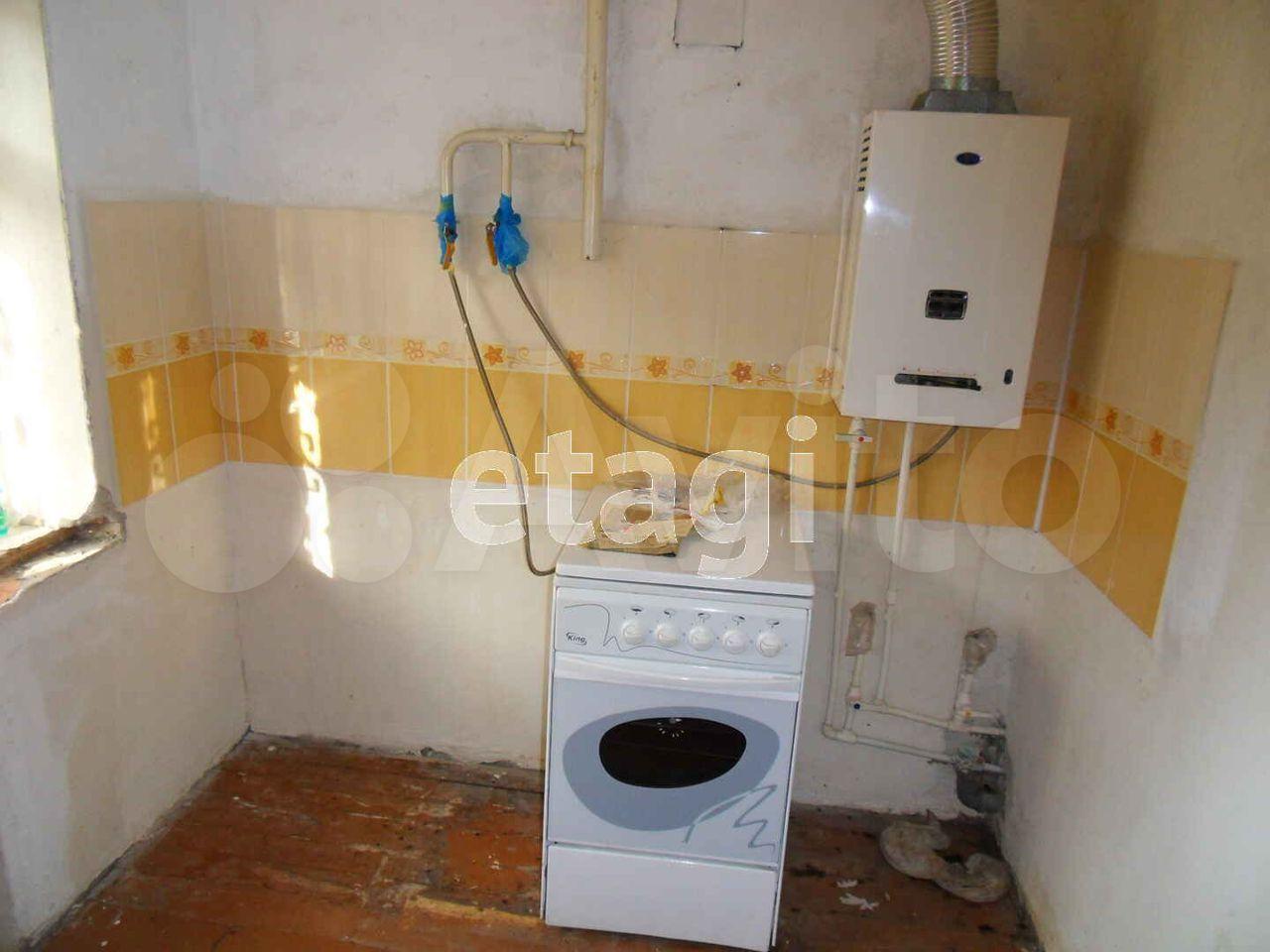 1-room apartment, 30 m2, 1/5 floor