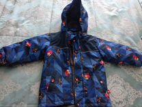 Зимняя куртка angry birds