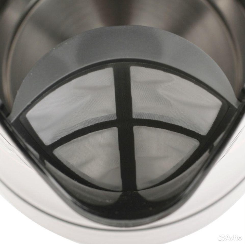 Чайник Braun wk300black/white  89048953939 купить 6