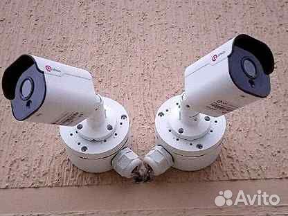 AHD видеокамера для системы видеонаблюдения