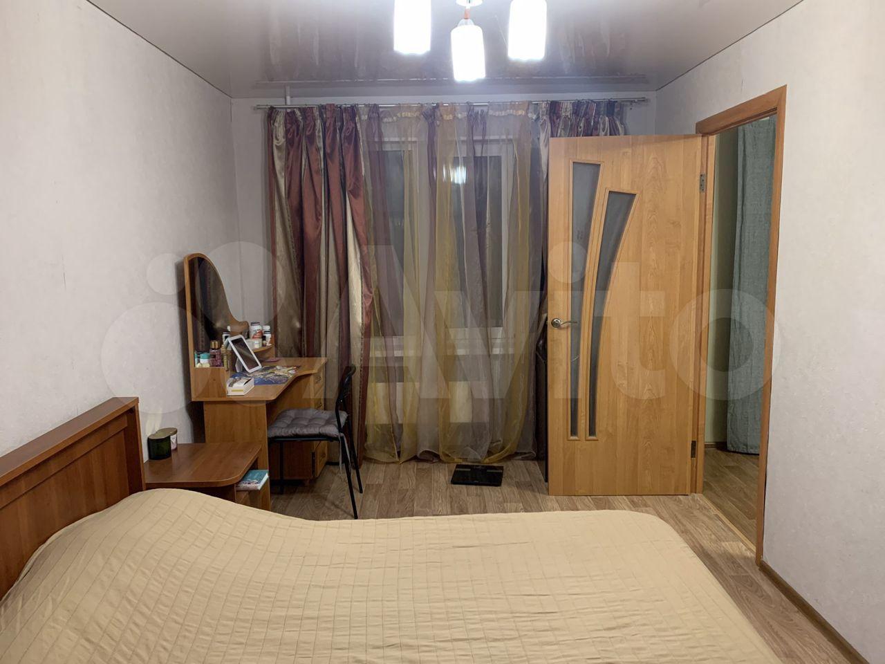 3-к квартира, 59.4 м², 1/5 эт.  89627822207 купить 10