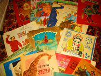 Детские книги СССР оптом 100 штук цена за всё