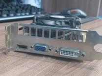 Видеокарта nvidia GeForce GTX 550TI 1G