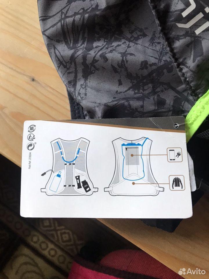 Kalenji 2019 рюкзак с питьевой системой для бега  89131028334 купить 4