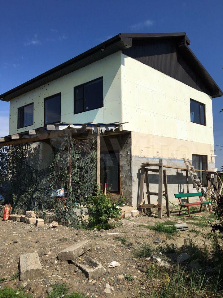 Дом 160 м² на участке 6 сот.  89654571150 купить 4