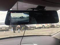 Зеркало с регистратором и камерой заднего вида — Запчасти и аксессуары в Волгограде